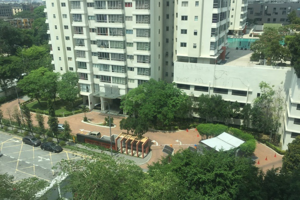For Sale Condominium at The Tamarind, Sentul Freehold Unfurnished 3R/2B 750k