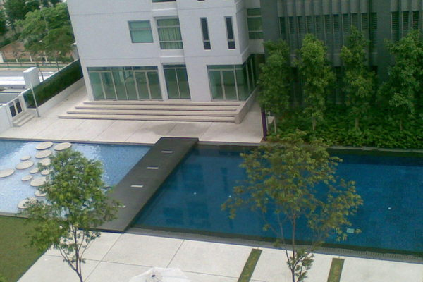 For Rent Condominium at The Saffron, Sentul Freehold Semi Furnished 3R/2B 2.5k