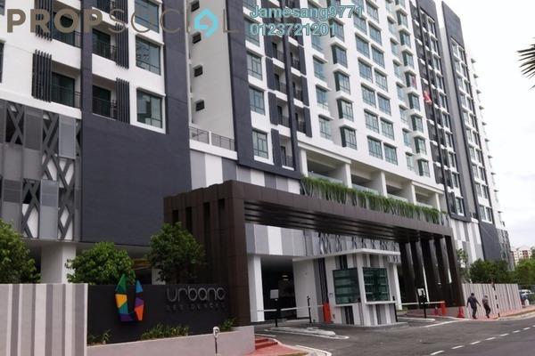 For Rent Condominium at Urbana Residences @ Ara Damansara, Ara Damansara Leasehold Fully Furnished 2R/2B 2k