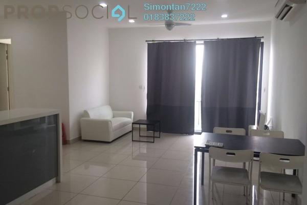 For Rent Condominium at TRiGON Luxury Residences @ Setia Walk, Pusat Bandar Puchong Freehold Fully Furnished 2R/2B 2.2k