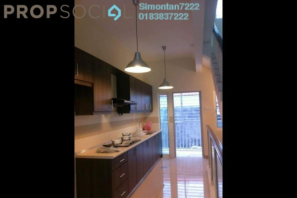 For Sale Townhouse at Chestwood Terrace, Bandar Utama Leasehold Semi Furnished 3R/2B 900k