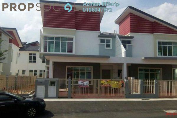 For Sale Semi-Detached at Taman Pelangi Semenyih 2, Semenyih Freehold Unfurnished 5R/4B 790k