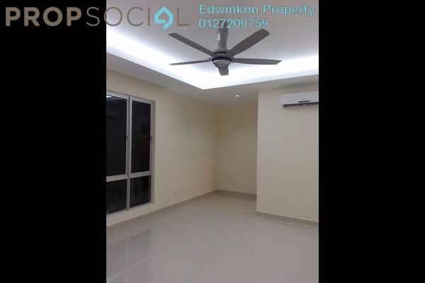 For Sale Condominium at Platinum Hill PV2, Setapak Freehold Semi Furnished 4R/2B 700k