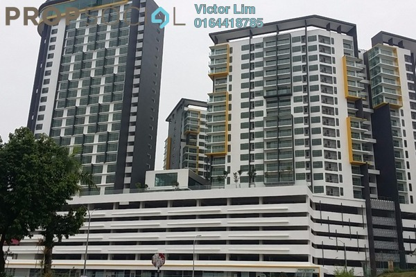 For Sale Condominium at Zeva, Bandar Putra Permai Leasehold Semi Furnished 2R/2B 440k