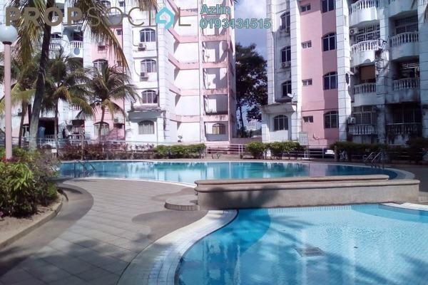 For Rent Condominium at Casa Mila, Selayang Leasehold Semi Furnished 3R/2B 1.1k