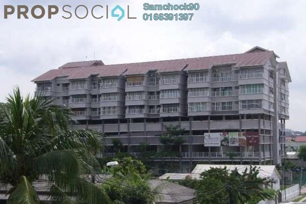 For Sale Condominium at Casa Utama, Bandar Utama Leasehold Fully Furnished 3R/2B 600k