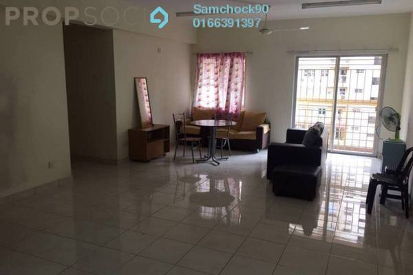 For Sale Condominium at Endah Puri, Sri Petaling Leasehold Fully Furnished 4R/4B 740k