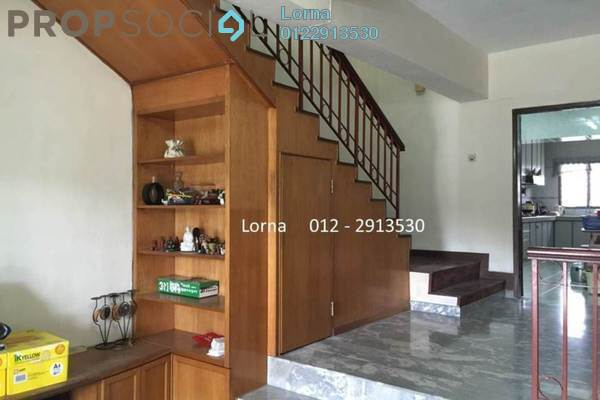 For Sale Terrace at Taman Megah, Kelana Jaya Freehold Semi Furnished 4R/3B 1.1m