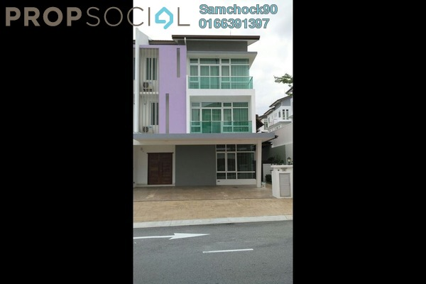 For Sale Semi-Detached at Ambrosia, Kinrara Residence Leasehold Semi Furnished 7R/7B 3m