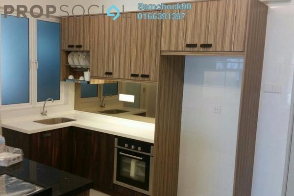 For Sale Condominium at The Regina, UEP Subang Jaya Leasehold Semi Furnished 4R/3B 630k