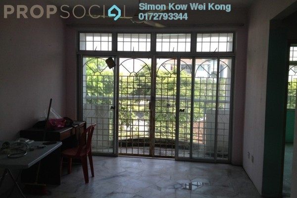 For Sale Apartment at Kiambang Apartment, Puchong Leasehold Unfurnished 3R/2B 165k
