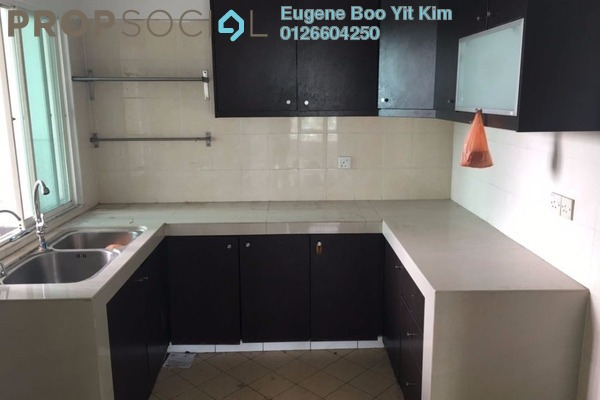 For Rent Condominium at Desa Impiana, Puchong Freehold Semi Furnished 3R/2B 1.3k