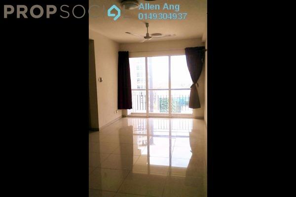 For Rent Condominium at TTDI Adina, Shah Alam Leasehold Semi Furnished 1R/1B 1.15k