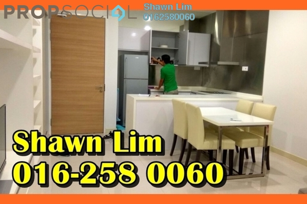 For Rent Condominium at Camellia, Bangsar South Leasehold Fully Furnished 0R/1B 2.35k