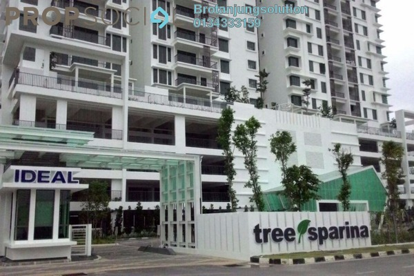 For Sale Apartment at Ideal Vision Park, Sungai Ara Freehold Unfurnished 3R/2B 640k