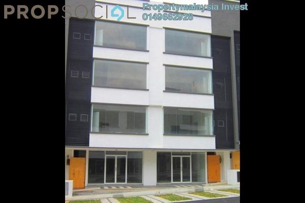 For Rent Shop at Olive Hill Business Park, Seri Kembangan Freehold Unfurnished 0R/0B 1k
