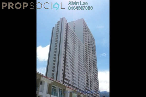 For Sale Condominium at Shineville Park, Farlim Freehold Unfurnished 4R/2B 550k