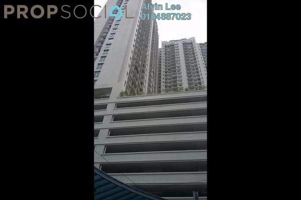 For Sale Condominium at Boulevard Condominium, Air Itam Freehold Semi Furnished 3R/2B 600k