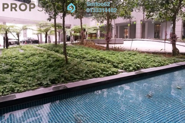 For Sale Condominium at Regalia @ Jalan Sultan Ismail, Kuala Lumpur Freehold Fully Furnished 1R/1B 488k
