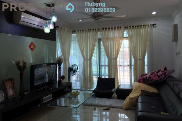 For Sale Terrace at Bandar Botanic, Klang Freehold Semi Furnished 4R/3B 880k