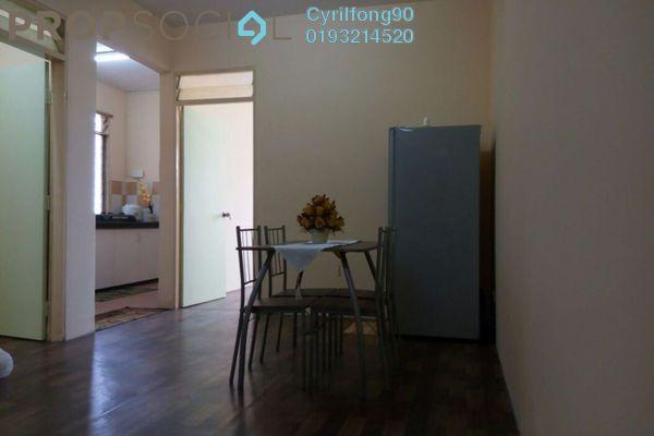 For Rent Apartment at Mentari Court 1, Bandar Sunway Leasehold Semi Furnished 3R/2B 1.2k