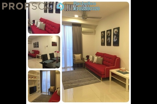 For Rent Serviced Residence at Camellia, Bangsar South Leasehold Fully Furnished 3R/2B 4.8k