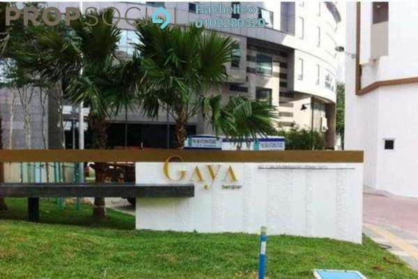 For Sale Serviced Residence at Gaya Bangsar, Bangsar Leasehold Fully Furnished 2R/2B 950k