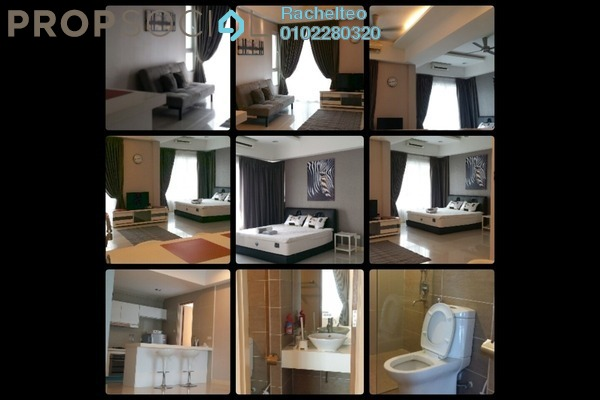 For Rent Serviced Residence at Gaya Bangsar, Bangsar Leasehold Fully Furnished 1R/1B 2.8k