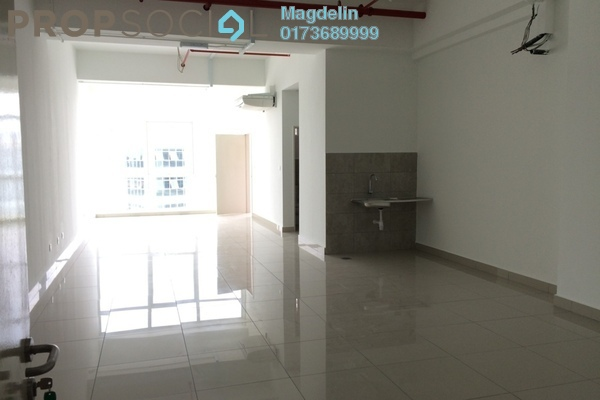 For Rent SoHo/Studio at Centum, Ara Damansara Freehold Semi Furnished 1R/1B 1.5k