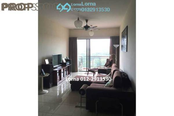 For Sale Condominium at Casa Indah 1, Tropicana Leasehold Semi Furnished 3R/3B 1.05m