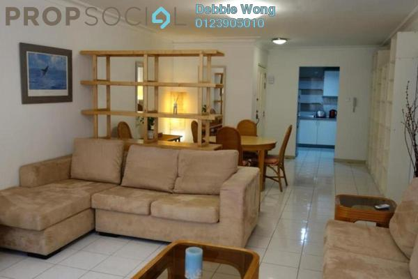 For Rent Condominium at Mont Kiara Palma, Mont Kiara Freehold Fully Furnished 3R/2B 3.4k
