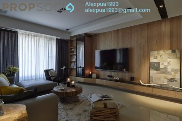 For Sale Serviced Residence at Amelia, Desa ParkCity Freehold Unfurnished 2R/2B 478k
