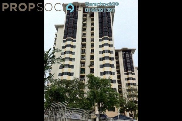 For Sale Condominium at One Ampang Avenue, Ampang Leasehold Fully Furnished 3R/2B 435k