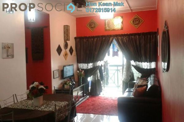 For Sale Apartment at Sri Alpinia, Bandar Puteri Puchong Freehold Semi Furnished 3R/2B 280k