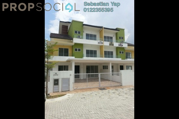 For Sale Semi-Detached at Taman Impian Ehsan, Balakong Leasehold Unfurnished 5R/4B 1.18m