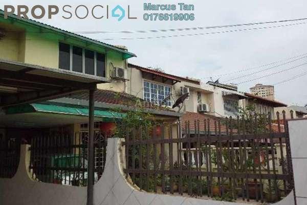 For Sale Terrace at Taman Bukit Maluri, Kepong Leasehold Semi Furnished 4R/3B 980k