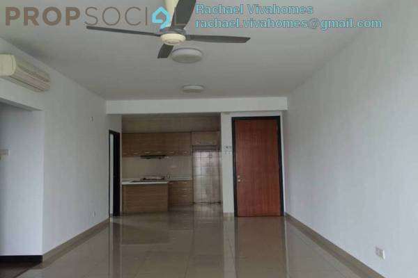For Sale Condominium at Zen Residence, Puchong Leasehold Semi Furnished 3R/2B 588k