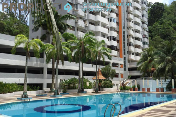 For Sale Apartment at Gambier Heights, Bukit Gambier Freehold Unfurnished 3R/2B 420k