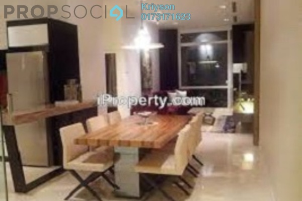 For Rent SoHo/Studio at Central Residence, Sungai Besi Freehold Semi Furnished 0R/0B 1.35k
