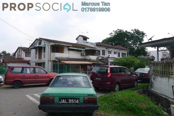 For Sale Terrace at Taman Sri Rampai, Setapak Leasehold Semi Furnished 3R/2B 630k