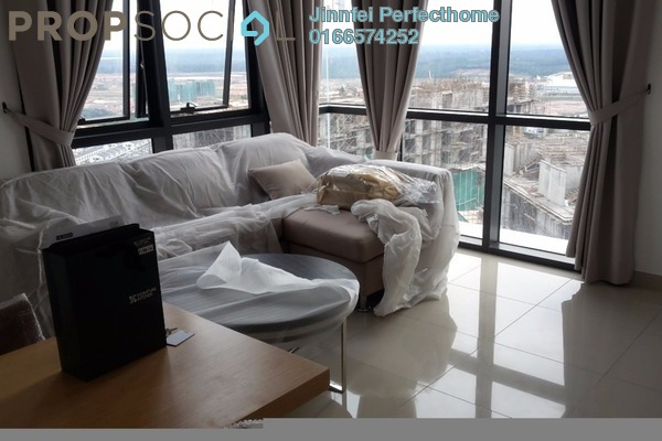 For Rent Condominium at Solstice @ Pan'gaea, Cyberjaya Freehold Fully Furnished 2R/2B 2.4k