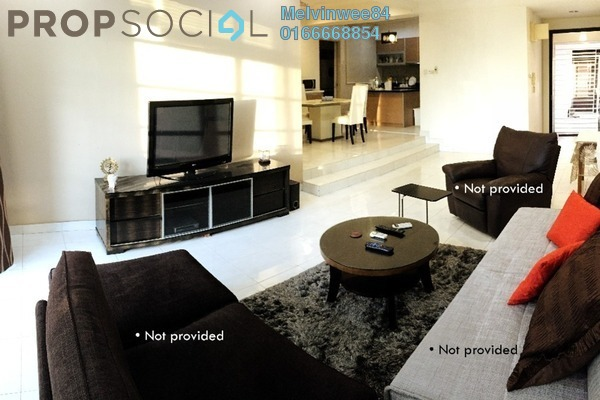 For Rent Condominium at Sterling, Kelana Jaya Leasehold Fully Furnished 4R/2B 2.8k