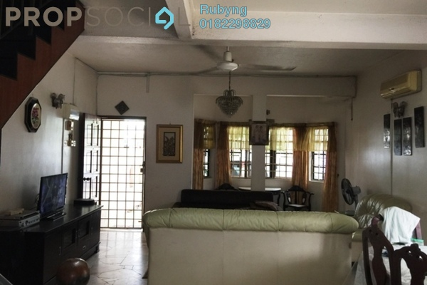 For Sale Terrace at Taman Sri Andalas, Klang Leasehold Unfurnished 3R/3B 350k