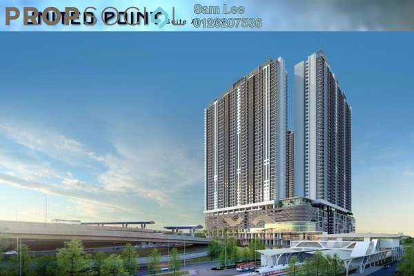 For Sale Condominium at The Westside One, Desa ParkCity Freehold Unfurnished 3R/2B 538k
