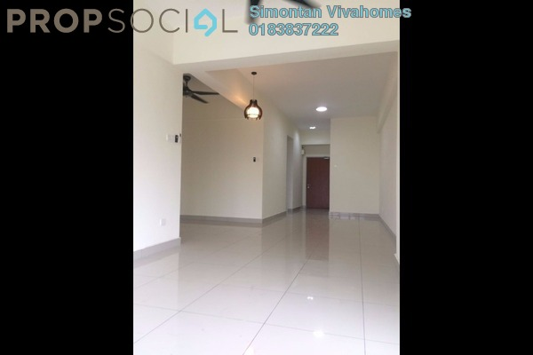 For Rent Condominium at Park 51 Residency, Petaling Jaya Leasehold Semi Furnished 4R/2B 1.8k