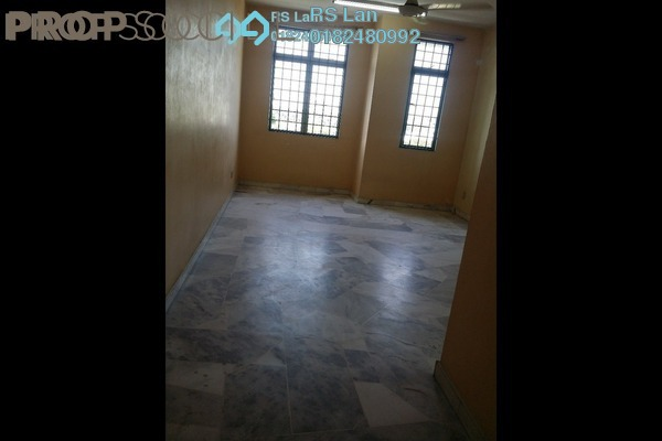 For Sale Apartment at Ilham Apartment, TTDI Jaya Leasehold Unfurnished 3R/2B 250k