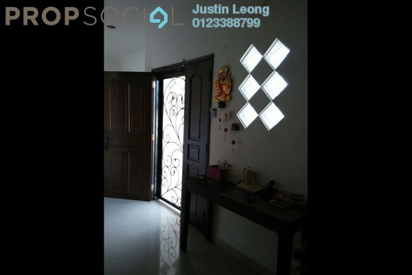 For Sale Land at Taman Jinjang Baru, Jinjang Freehold Semi Furnished 5R/2B 980k