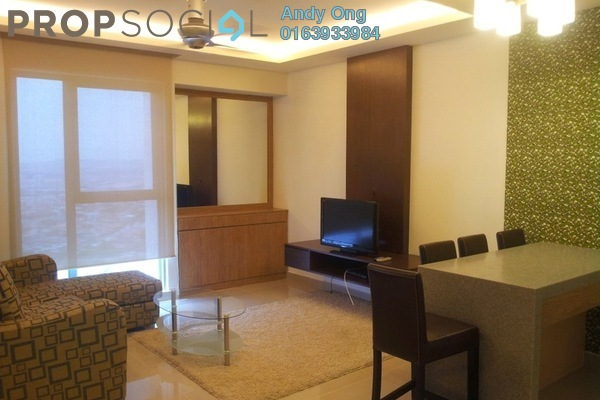 For Rent Serviced Residence at PJ8, Petaling Jaya Leasehold Fully Furnished 1R/1B 2.1k
