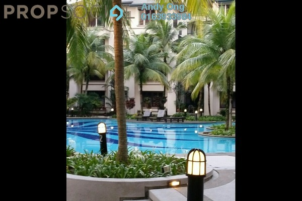 For Rent Condominium at Riana Green, Tropicana Leasehold Fully Furnished 1R/1B 1.65k