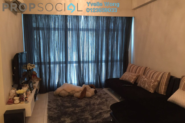 For Sale Serviced Residence at Casa Suites, Petaling Jaya Freehold Fully Furnished 1R/2B 600k